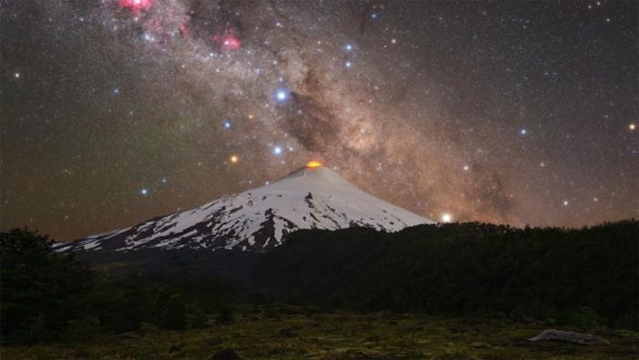 Словацкий астрофотограф Т.Словински в пятый раз был награжден в NASA