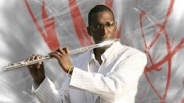 Alberto Herrera, músico cubano, confinado en el invierno eslovaco