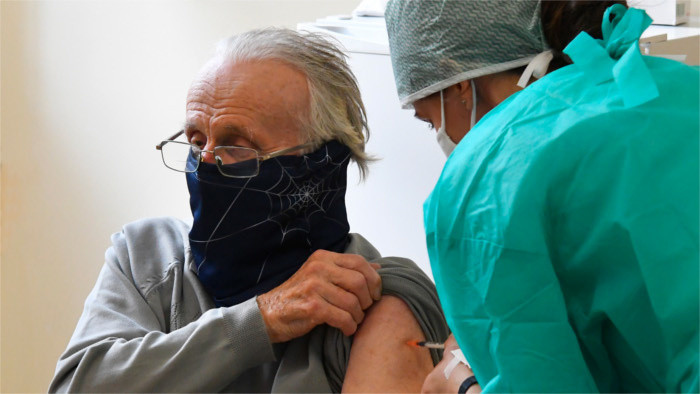 Успешная вакцинация в Братиславе