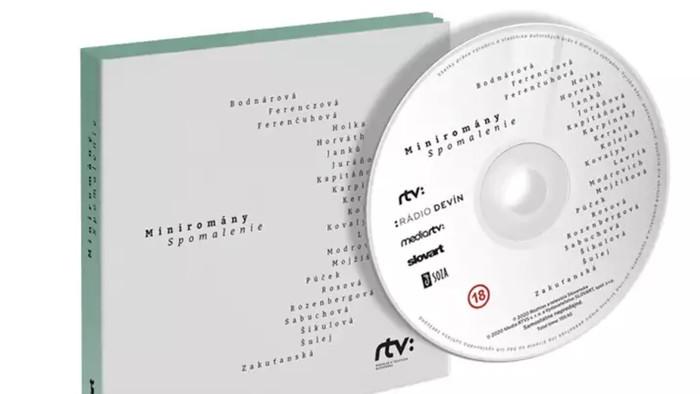 Cyklus Miniromány: Spomalenie vyšiel ako kniha s audioknihou