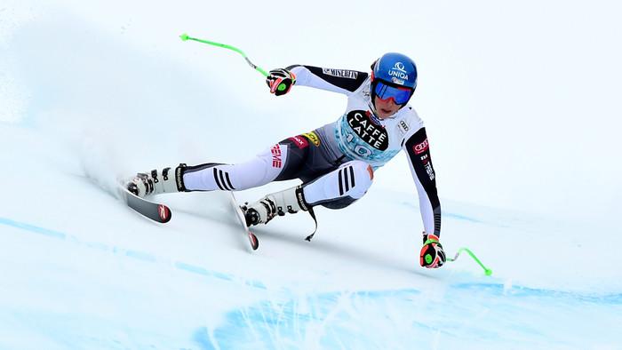 Zjazdové lyžovanie - SP