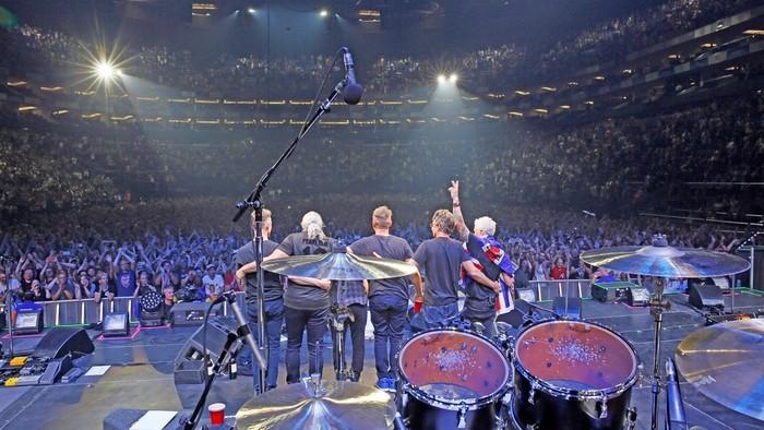Výnimočný hudobný dokument: Skupina Pearl Jam na Trojke