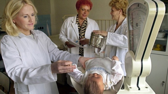 Práca pôrodných asistentiek
