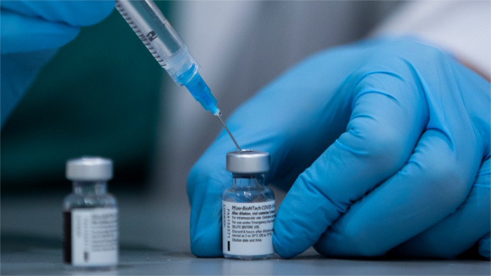 Vaccination for people over 55 opens