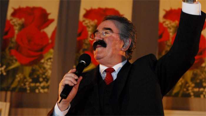 Singer Robo Kazík passed at age of 73