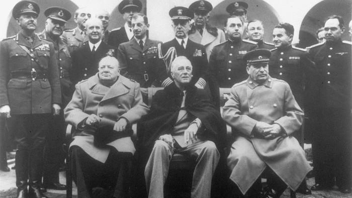 Emil Benčík: Jaltská konferencia
