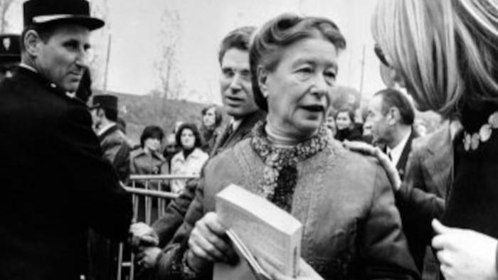 Simone de Beauvoirová