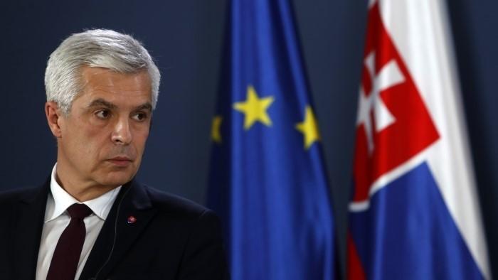 GLOBSEC : l'Union européenne doit faire preuve de réalisme