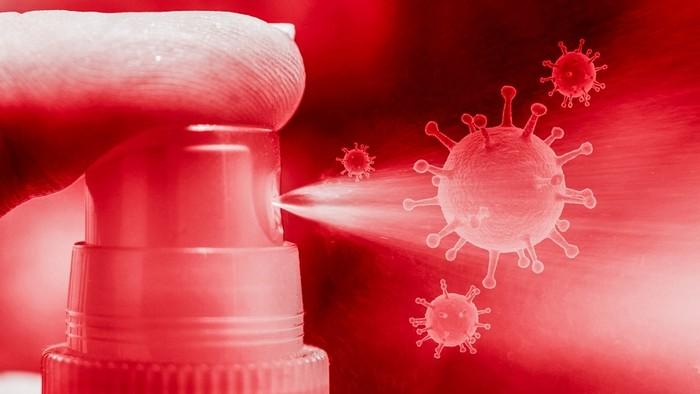 Ochránia nosové spreje pred koronavírusom?