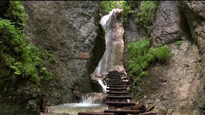 Parques nacionales de Eslovaquia – Slovenský raj