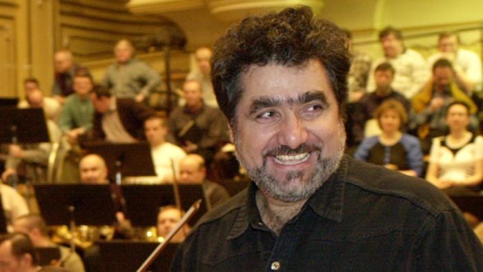 15 февраля скончался оперный певец Гурген Овсепян