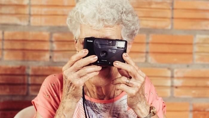 Ako sa správajú seniori na internete?