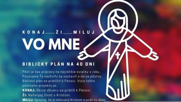 40 dňový biblický plán