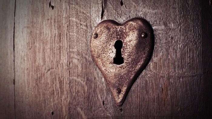 Zamyslenie / Moje srdce