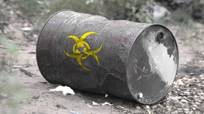 Rakúsky toxiský odpad