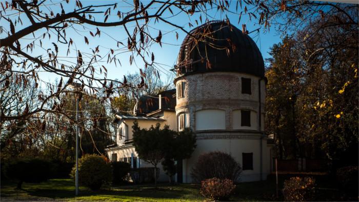 Sternwarte in Hurbanovo feiert 150-jähriges Bestehen