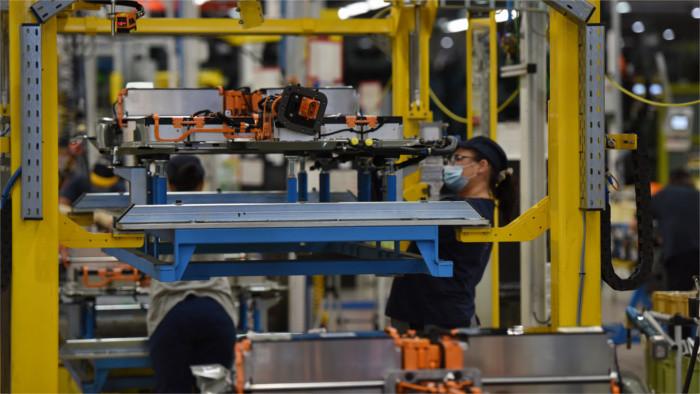 El desarrollo de la industria eslovaca dependerá de la demanda de automóviles