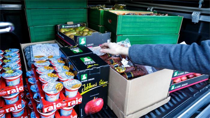 Eslovaquia se enfrenta a problemas de seguridad alimentaria