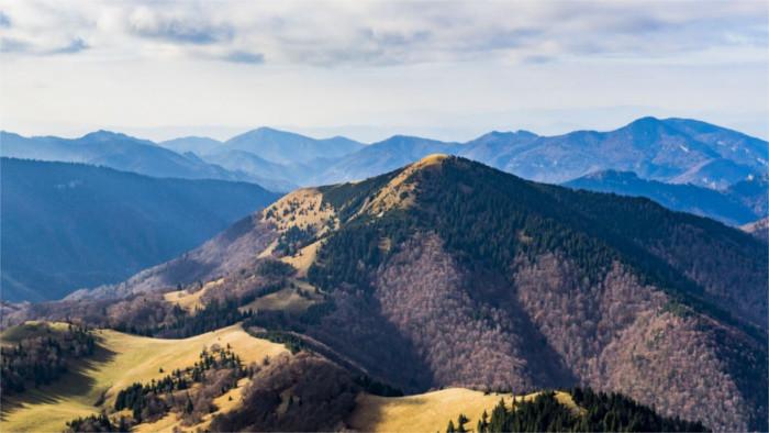Parques nacionales de Eslovaquia – Veľká Fatra