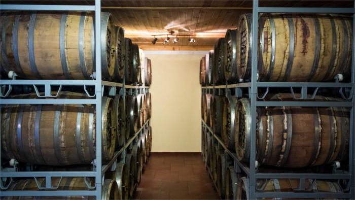 El sector del vino ha sido uno de los más afectados por la pandemia