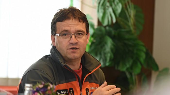 Hosť DRS / Jozef Janiga - riaditeľ horskej záchrannej služby