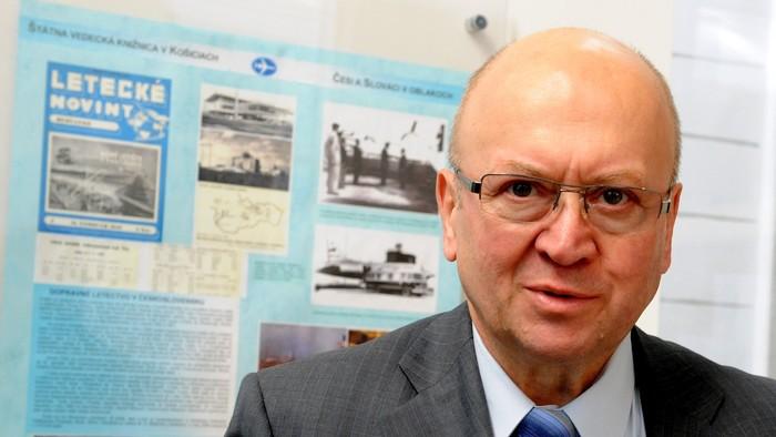 Hosť DRS / Vladimír Remek - prvý československý kozmonaut
