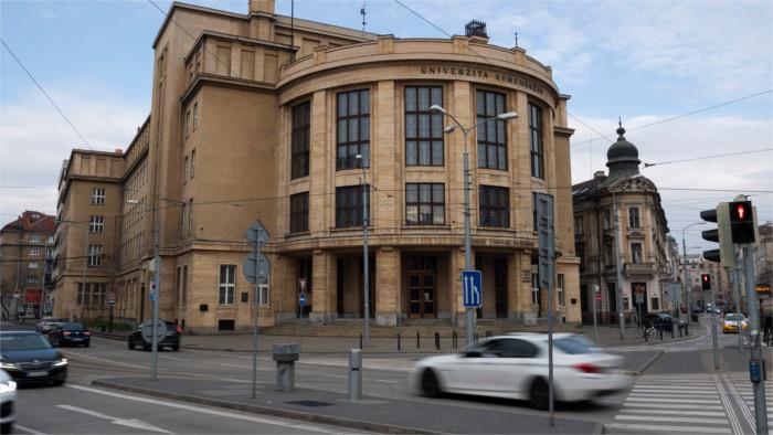 Университет Коменского в Братиславе попал в рейтинг лучших университетов мира «Round University Ranking»