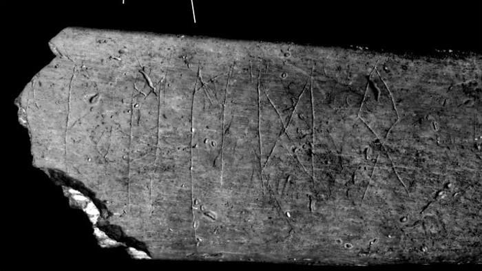 ¿Cuál fue el primer tipo de escritura de los antiguos eslavos?