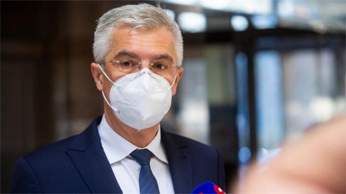 Глава МИД СР Корчок к ситуации на Украине
