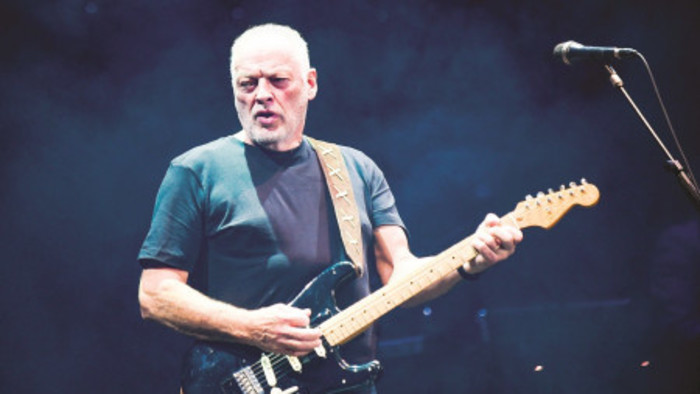 Miniprofil: David Gilmour