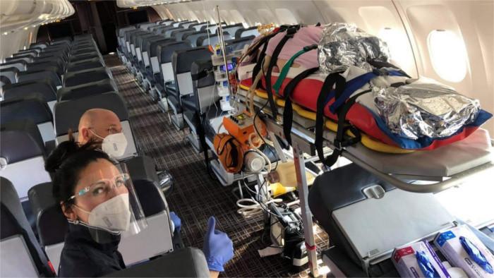 Deutschland und Polen nehmen slowakische Covid-19-Patienten auf