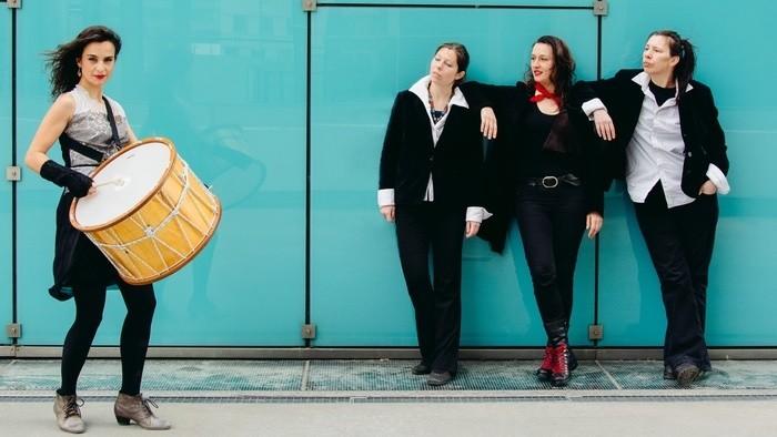 Hudba sveta_FM: ženská sila