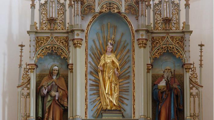165. Ave Maria, gratia plena
