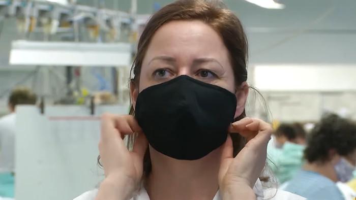 Slovenské nanorúška vykazujú vysokú účinnosť v ochrane proti koronavírusu