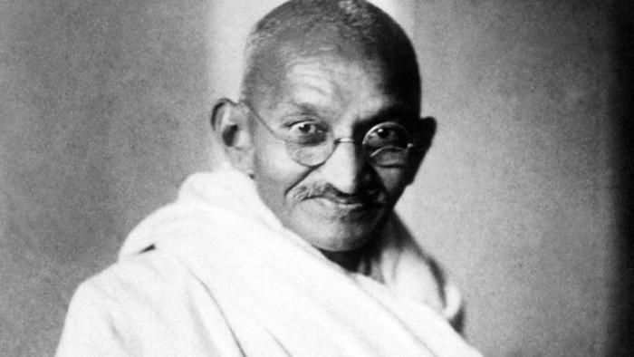 Mahátmá Gándhí - mýtus a skutočnosť