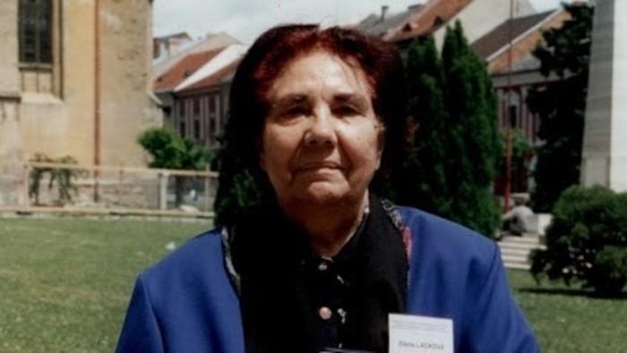Príbeh rómskej literatúry a spisovateľky Eleny Lackovej