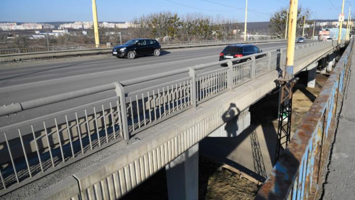 Rekonštrukcia mosta na Hlinkovej ulici v Košiciach