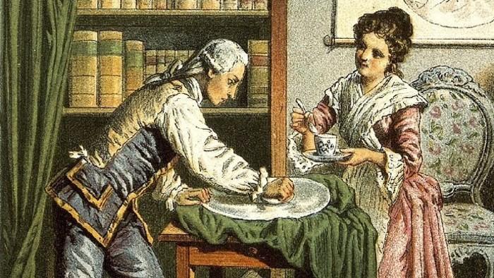Prvá profesionálna astronómka Caroline Herschel