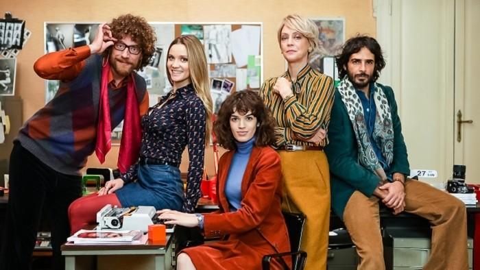 Nezmeškajte premiéru nového seriálu Made in Italy