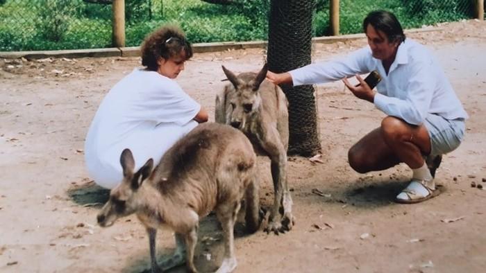 Československé cesty do Austrálie