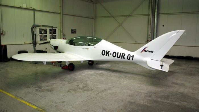 Полет «Sharkov» был успешным