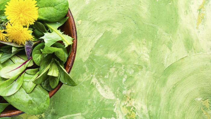 Zdravie z jarnej prirody