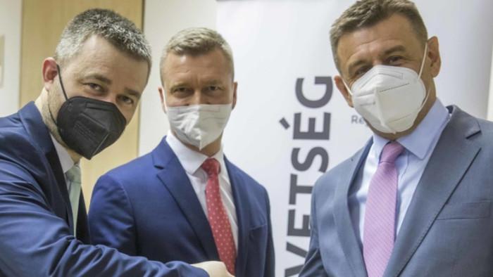 A szlovákiai magyar pártok újra megegyeztek