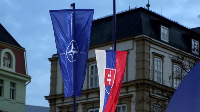 Se cumplen 17 años del ingreso de Eslovaquia en la OTAN