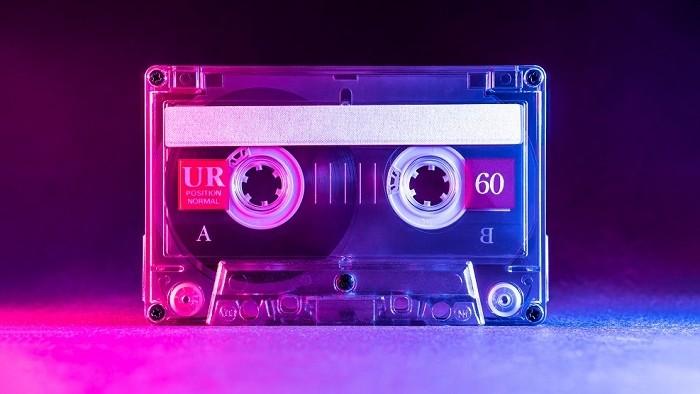 Pamätáte si ešte na svoju prvú magnetofónovú kazetu?