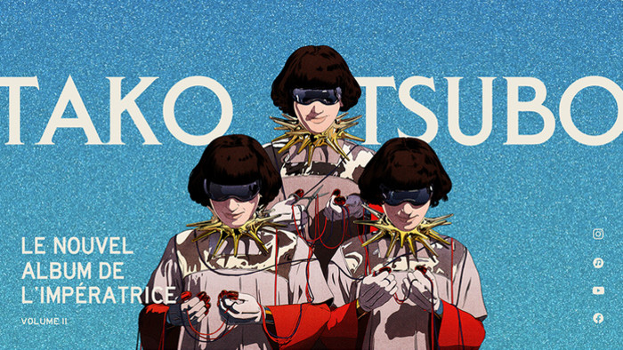 Album týždňa: L'Impératrice - Tako Tsubo