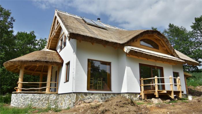 Slowakischer Wiederaufbauplan: Grüne Sanierung von Familienhäusern