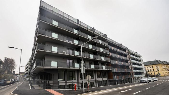 Los eslovacos siguen invirtiendo en inmuebles a causa del aumento de precios
