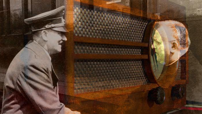RTVS-Jubiläum 95/65: Der Rundfunk im klerikalen Faschismus 1939 - 45