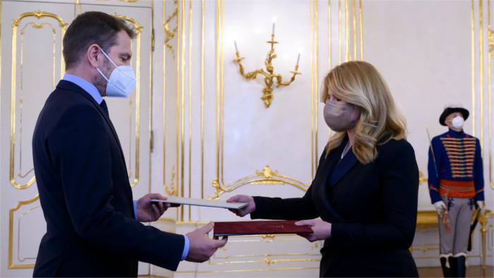 Demisia premiéra Igora Matoviča